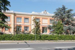 Caste Bolognese - scuola elementare Ginnasi